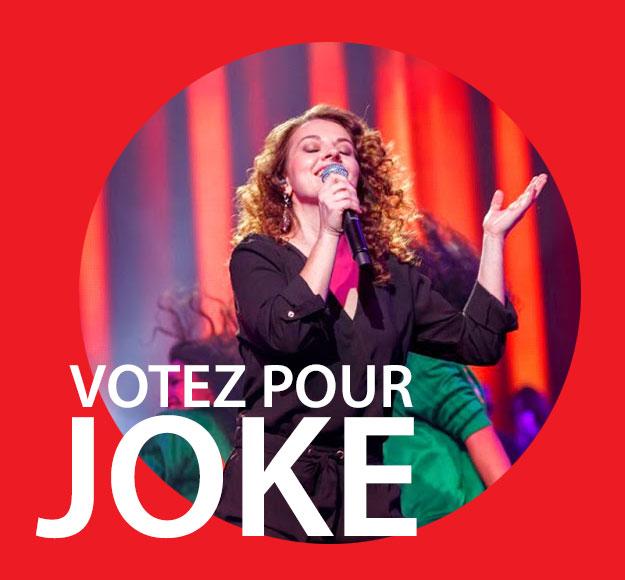 Votez pour JOKE LELOUX